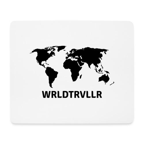 Worldtraveller - Mousepad (Querformat)