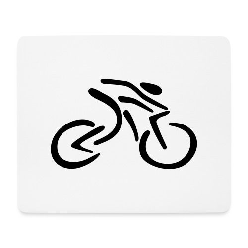 fietsen - Muismatje (landscape)