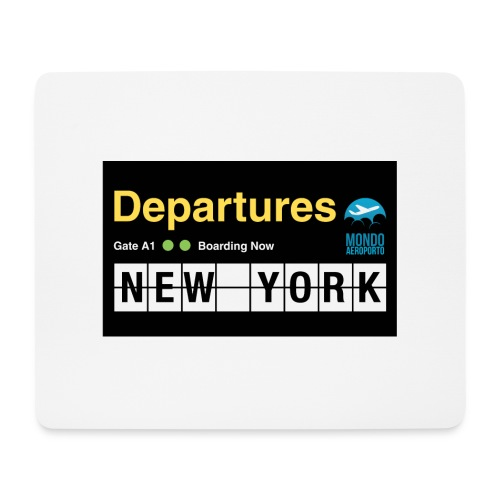 Departures Defnobarre 1 png - Tappetino per mouse (orizzontale)