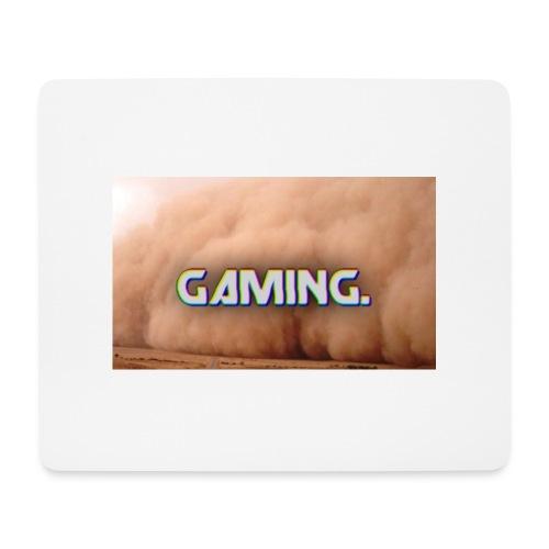 GamingDust LOGO - Mouse Pad (horizontal)