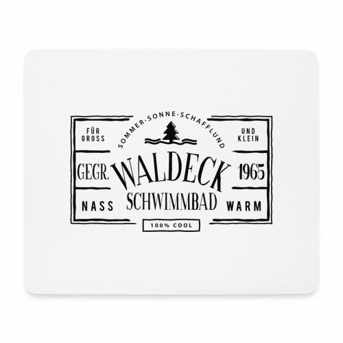 Waldeck - Mousepad (Querformat)