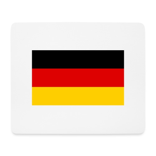 2000px Flag of Germany svg - Mousepad (Querformat)
