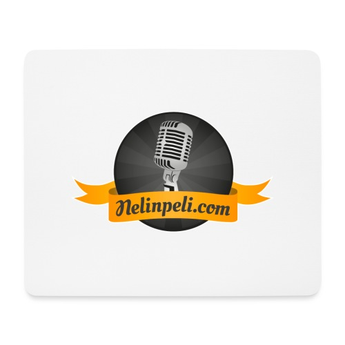 Nelinpelin logo - Hiirimatto (vaakamalli)