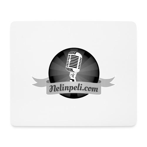 Nelinpelin logo MV - Hiirimatto (vaakamalli)