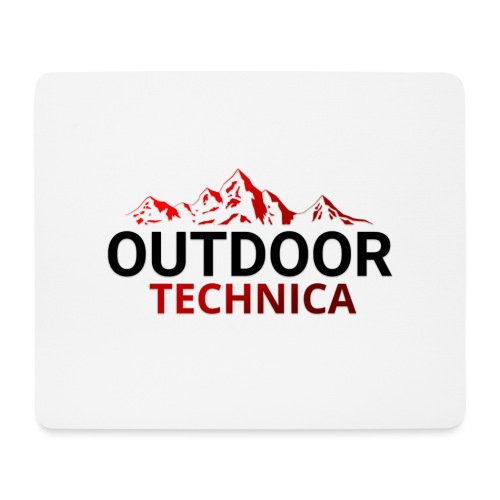 Outdoor Technica - Mouse Pad (horizontal)