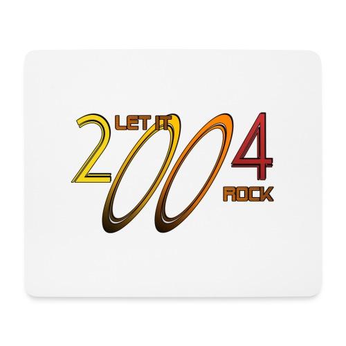 Let it Rock 2004 - Mousepad (Querformat)
