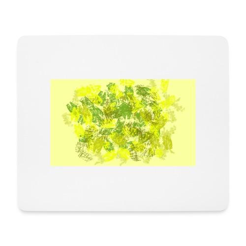 greenandyellow - Alfombrilla de ratón (horizontal)