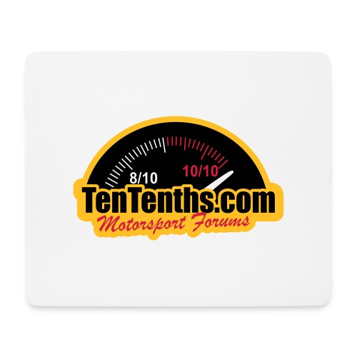 3Colour_Logo - Mouse Pad (horizontal)