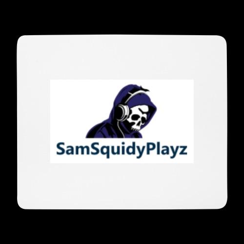 SamSquidyplayz skeleton - Mouse Pad (horizontal)