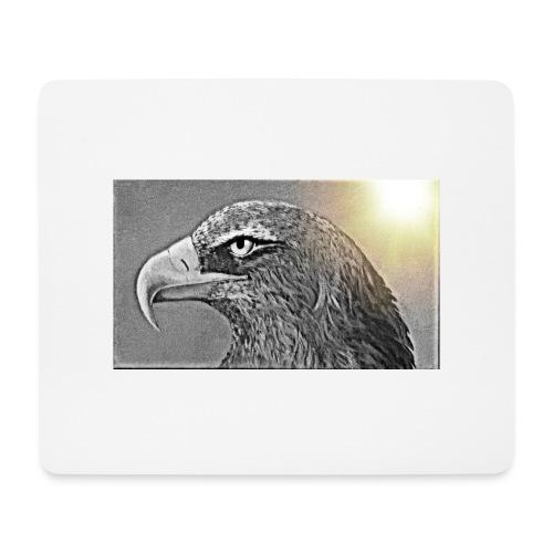 Aigle majestueux - Tapis de souris (format paysage)