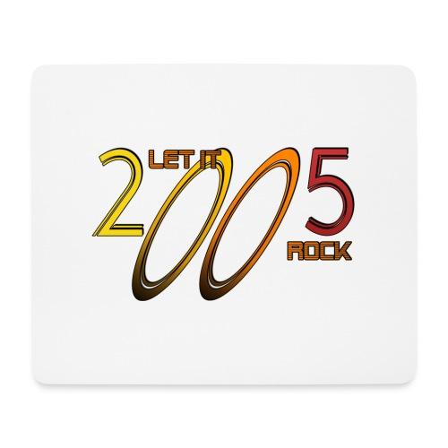Let it Rock 2005 - Mousepad (Querformat)