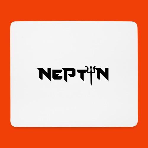 LOGO NEPTUN - Alfombrilla de ratón (horizontal)