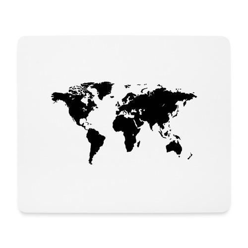 World Map - Mousepad (Querformat)