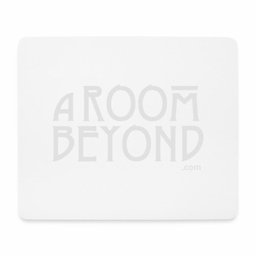 A Room Beyond Title - Mouse Pad (horizontal)