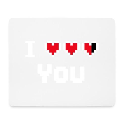 I pixelhearts you - Muismatje (landscape)