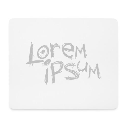 Lorem Ipsum - Mouse Pad (horizontal)