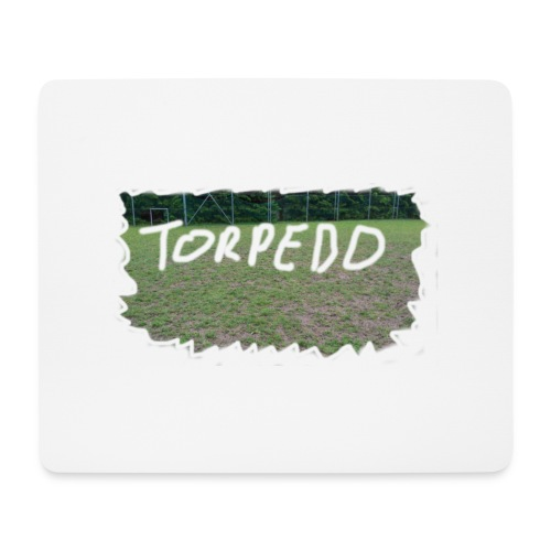 torpedo frauntal png - Mousepad (Querformat)