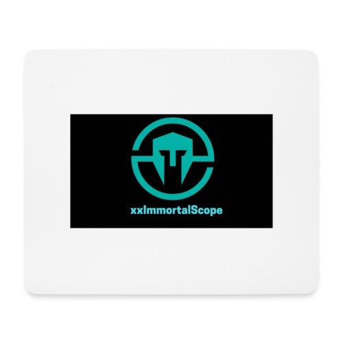 xxImmortalScope throwback - Mouse Pad (horizontal)