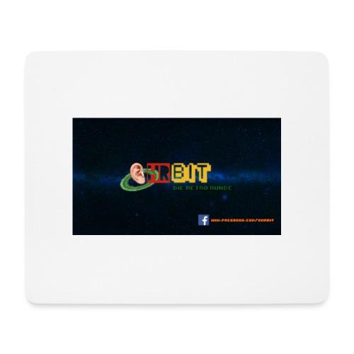 OhrBit Logo - Mousepad (Querformat)