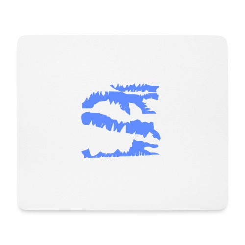 Blue_Sample.png - Mousepad (Querformat)