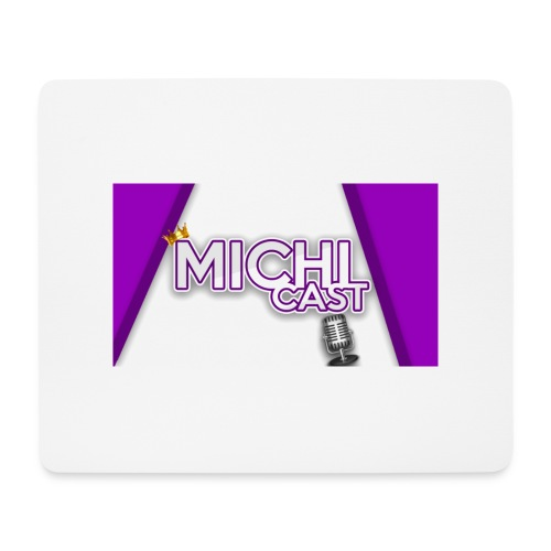 Camisa MichiCast - Mouse Pad (horizontal)