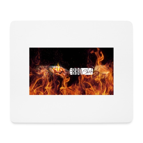 Barbeque Chef Merchandise - Mouse Pad (horizontal)