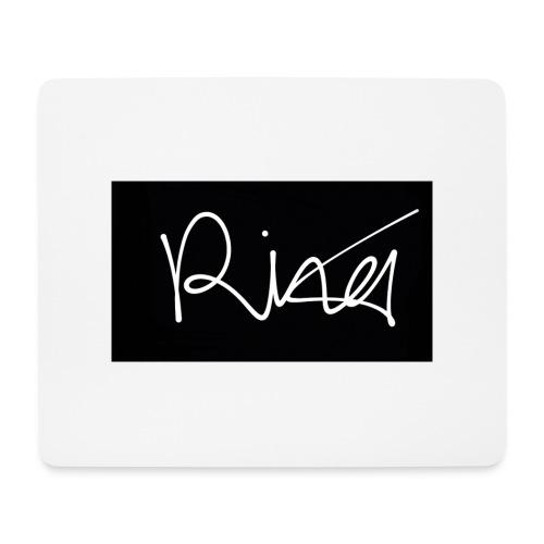 Autogramm - Mousepad (Querformat)