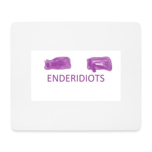 enderproductions enderidiots design - Mouse Pad (horizontal)