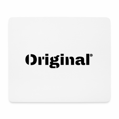 Original, by 4everDanu - Mousepad (Querformat)