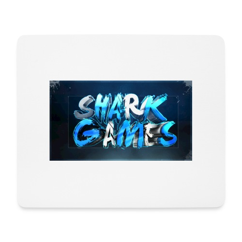 SharkGames - Tappetino per mouse (orizzontale)