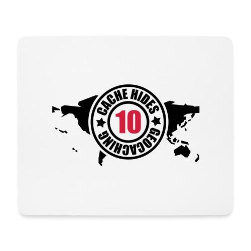 cache hides - 10 - Mousepad (Querformat)