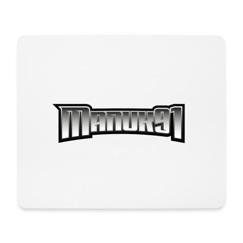 Schriftzug Manuk_91 - Mousepad (Querformat)