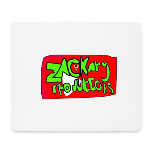 ZackaryProductions Desgin - Mouse Pad (horizontal)