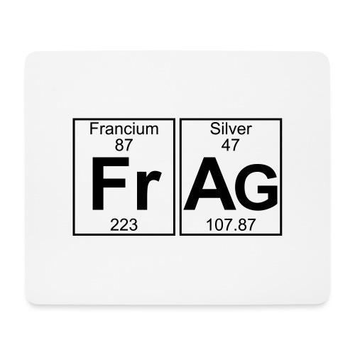 Fr-Ag (frag) - Full - Mouse Pad (horizontal)