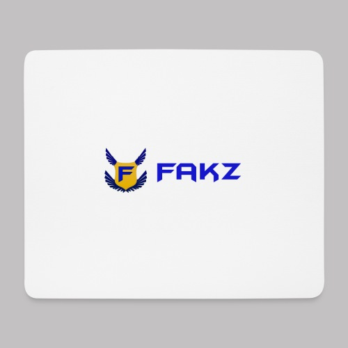 Fakz Name and Badge - Mouse Pad (horizontal)