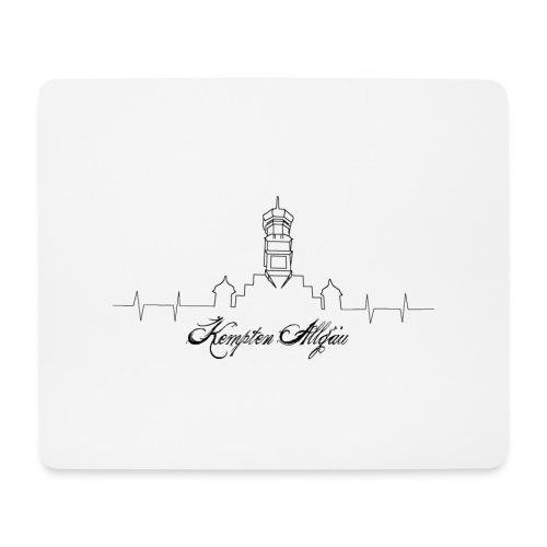 Heartbeat Kempten - Mousepad (Querformat)