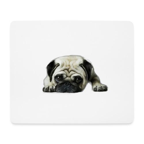Cute pugs - Alfombrilla de ratón (horizontal)