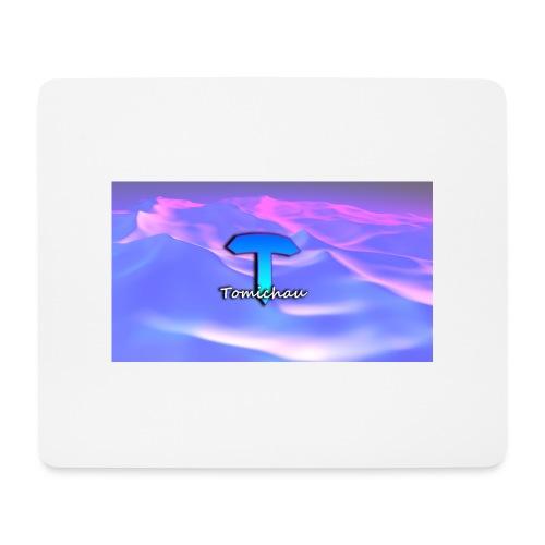 tomichau logo - Tapis de souris (format paysage)