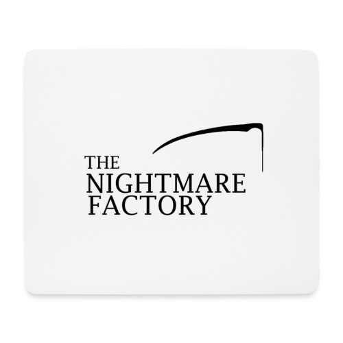 nightmare factory Nero png - Mouse Pad (horizontal)