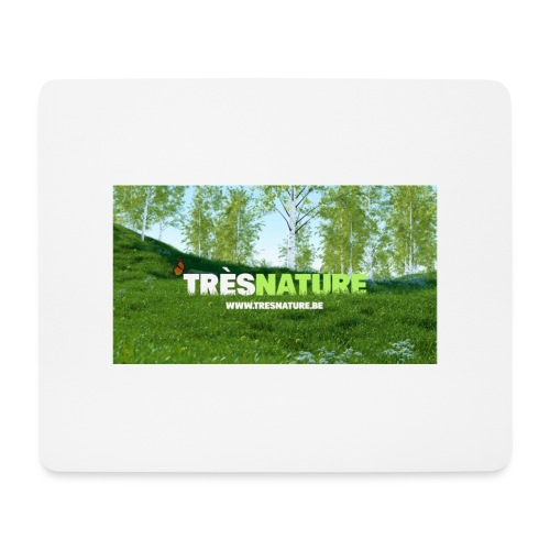 Très Nature Prairie - Tapis de souris (format paysage)