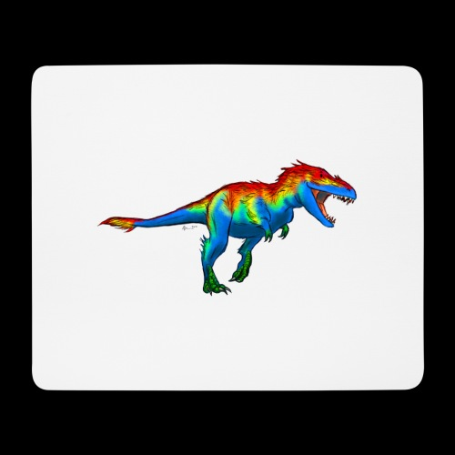 T-Rex - Mouse Pad (horizontal)