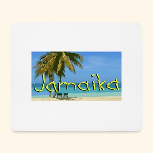 JAMAIKA - Mousepad (Querformat)