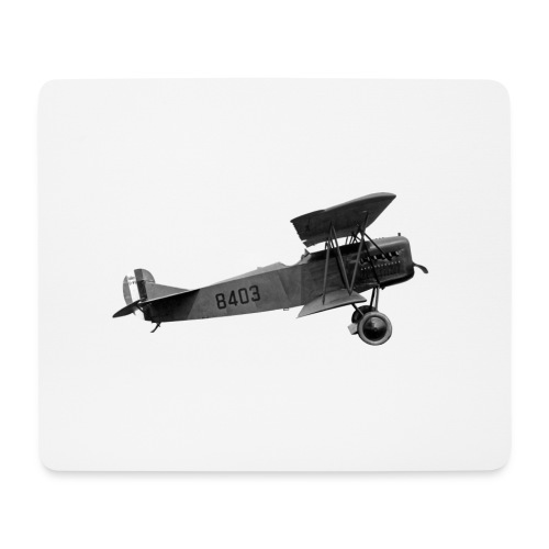 Paperplane - Mouse Pad (horizontal)