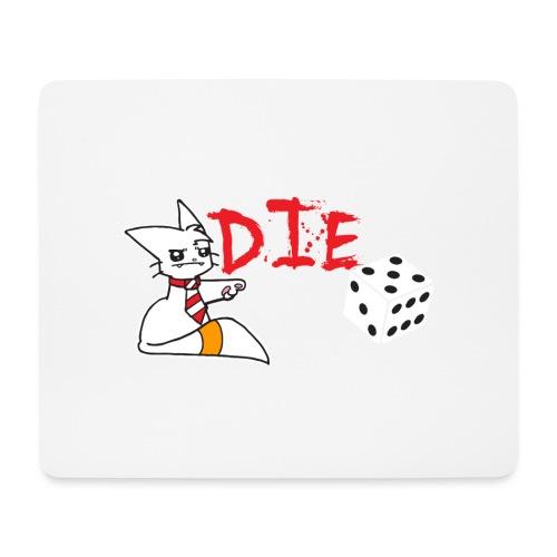 DIE - Mouse Pad (horizontal)