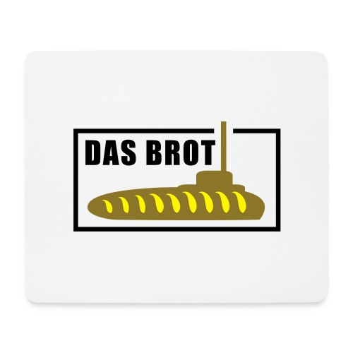 Das Brot - Mousepad (Querformat)