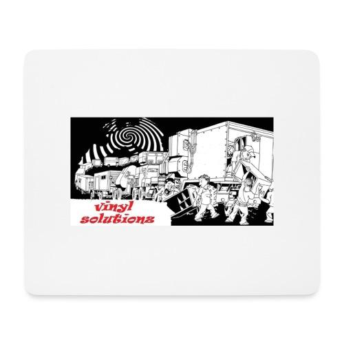 vinyl solutionz - Mouse Pad (horizontal)
