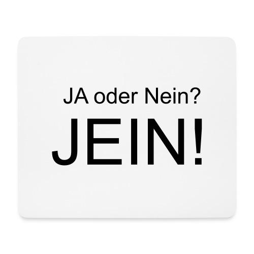 JEIN! - Mousepad (Querformat)