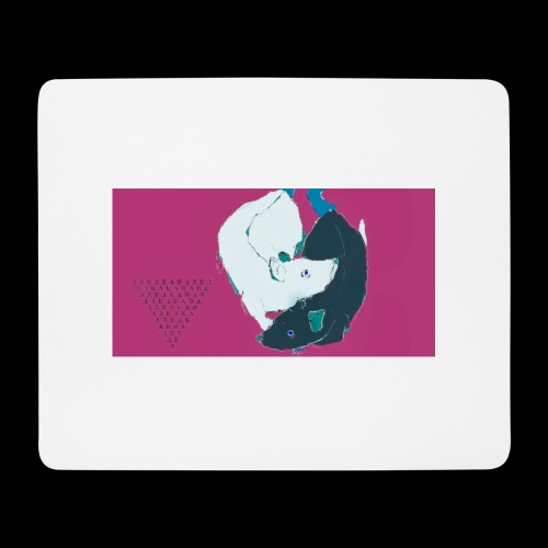 ABRAKADABRA by Wicca Cult - Mousepad (Querformat)
