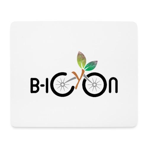 B-Icon Logo (Light Colored Items) - Muismatje (landscape)