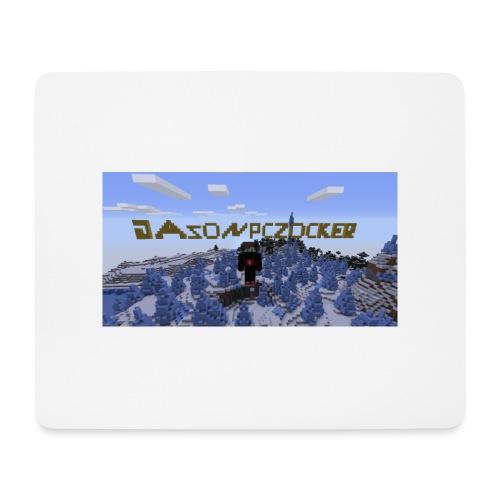 Minecarft merch - Mousepad (Querformat)